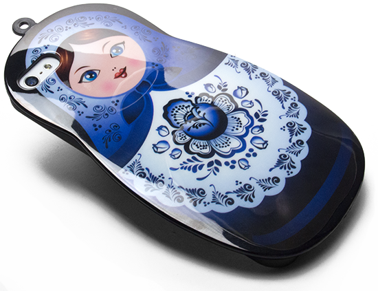 Russian Love Chinese Smartphones