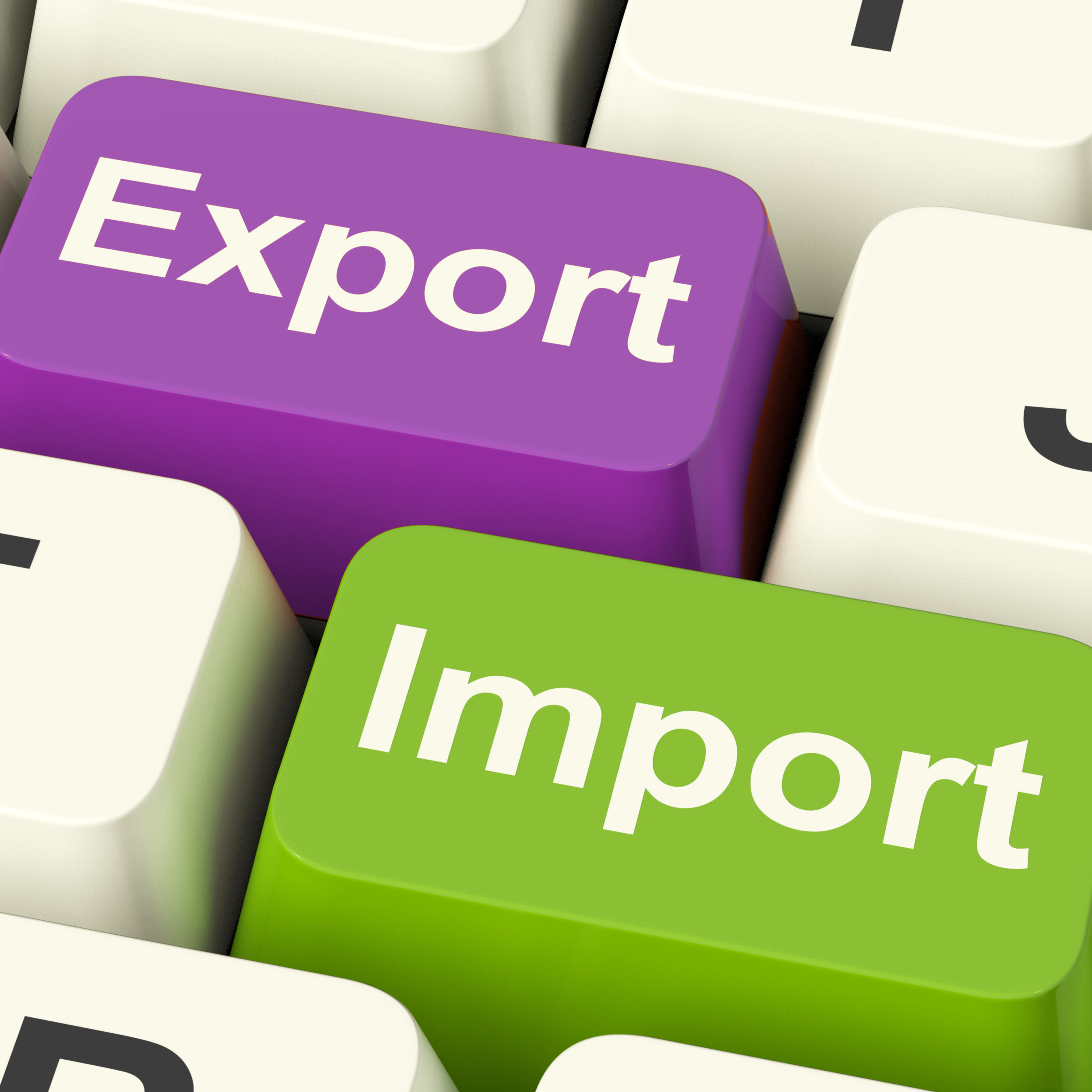 Machinery Export Quota from Italy to China