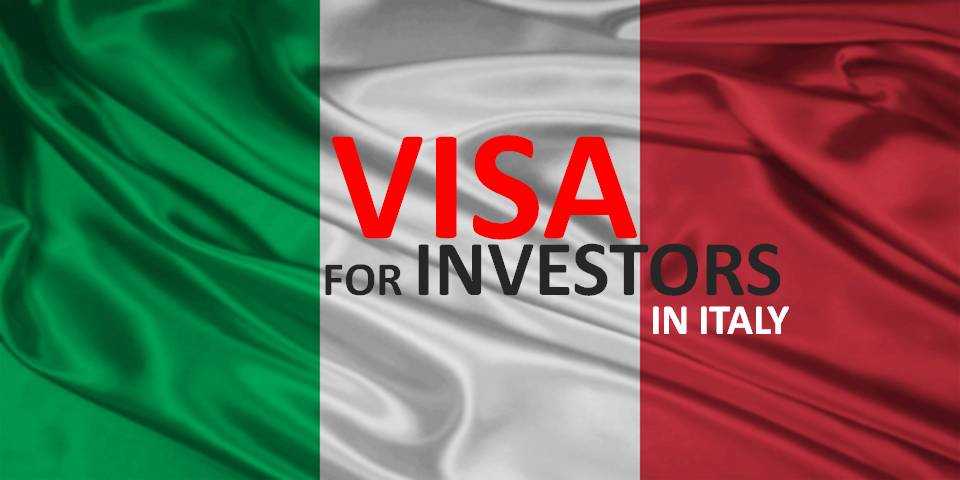 Italy: the visa for investors
