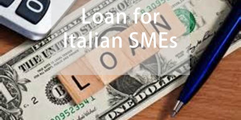 Government-subsidized loans for the SMEs in Italy