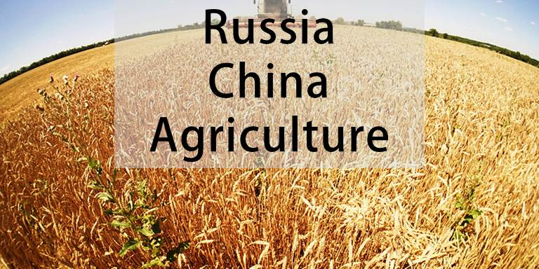 New land grain corridor Russia – China
