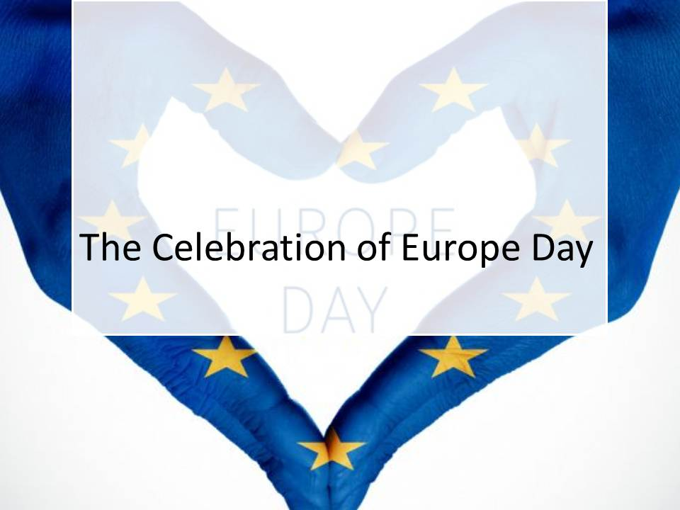 The Celebration of Europe Day