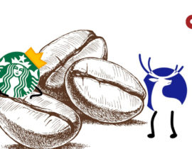 Luckin Coffee VS Starbucks: Monopolizing the Market in China