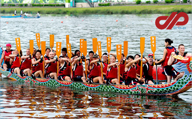 The Origin and Customs of the Dragon Boat Festival