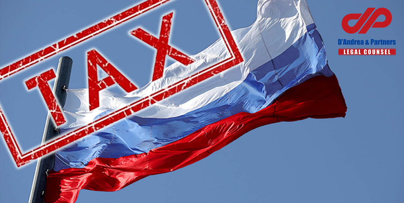 The VAT rate increase in Russia