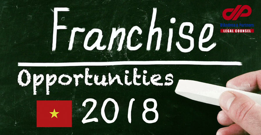 Doing Business in Vietnam: opportunities in Franchising