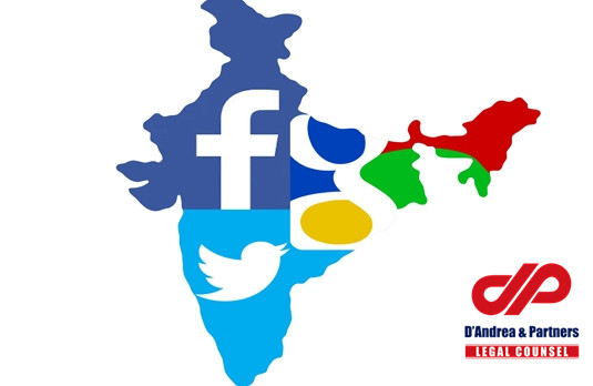 The new code of conduct for political advertisements on social media in India.
