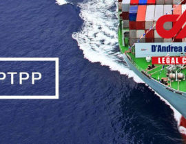 The Comprehensive and Progressive Agreement for Trans-Pacific Partnership (CPTPP) to be effective in Vietnam
