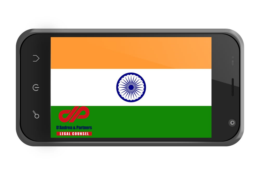 Recent developments for the smartphone market in India