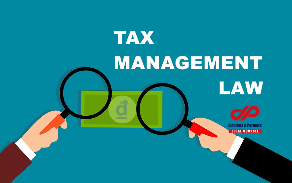 Vietnam revised Tax Management Law passed by The National Assembly of Vietnam
