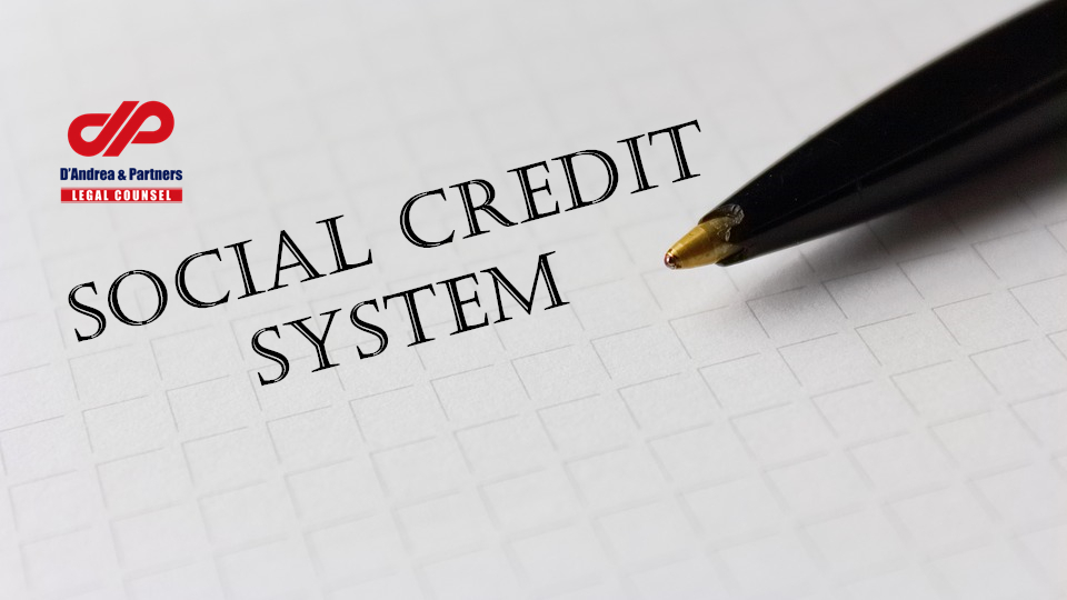 The potential impact of the social credit system on foreign enterprises in China