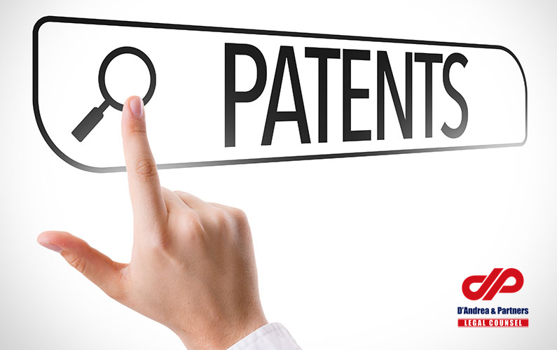 Application for a Patent in China