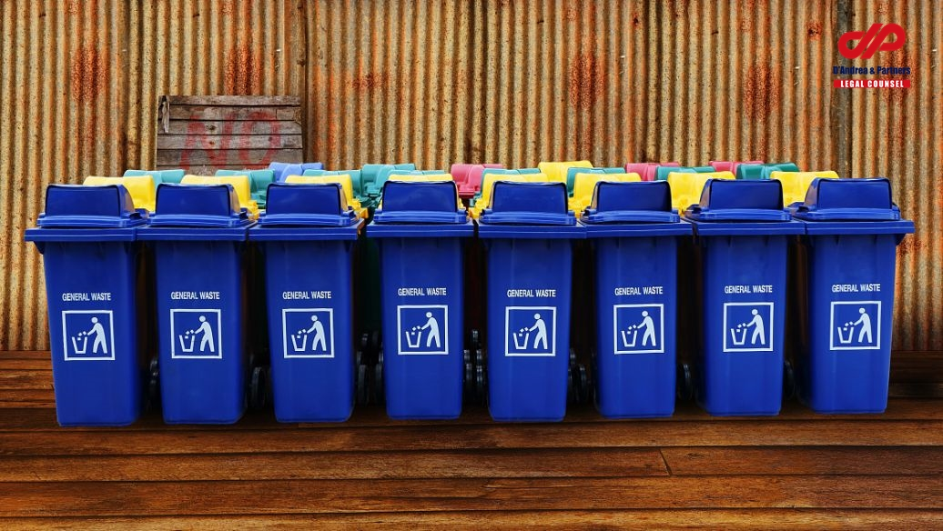 Reconsidering the Route to Compliance for Enterprises in the Wake of the New Waste Classification Policy in Nanjing