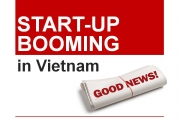 Boom di Start-up in Vietnam