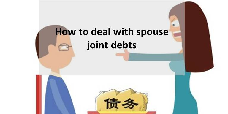 """""""Never interfere between husband and wife"""" doesn't count for debts"""