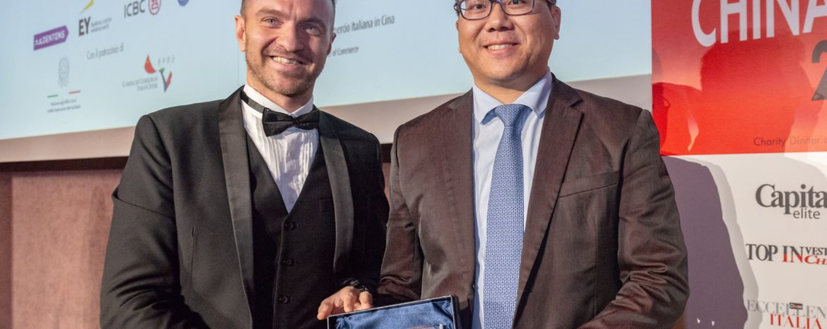 "D'Andrea & Partners Legal Counsel Ranks Among the ""Capital Elite"" at the China Awards 2019"