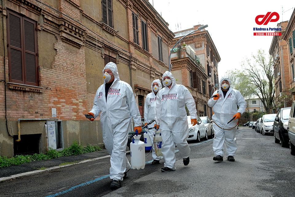 "The Continuation of the ""Phase 2"" of Containment of the COVID-19 Emergency in Italy: Decree Law No. 33/2020 and the Prime Ministerial Decree of 17 May 2020"