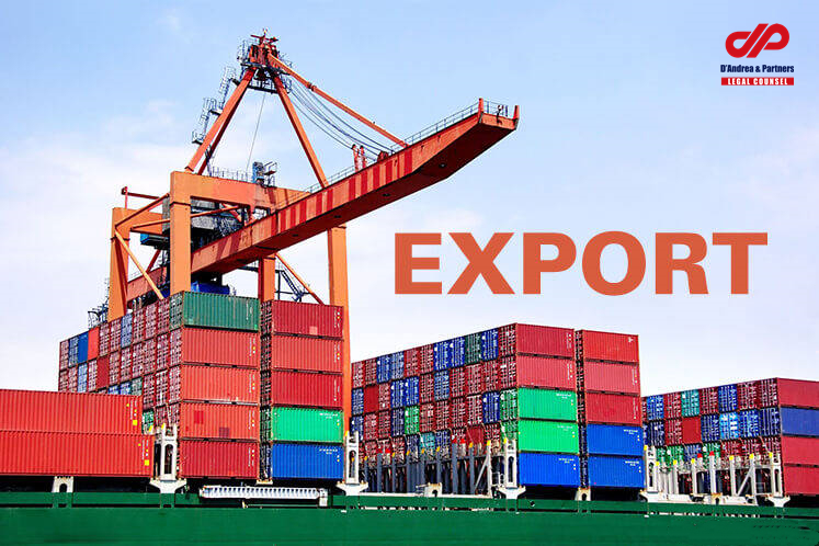 The New Export Law and Further Export Measures from the People's Republic of China.